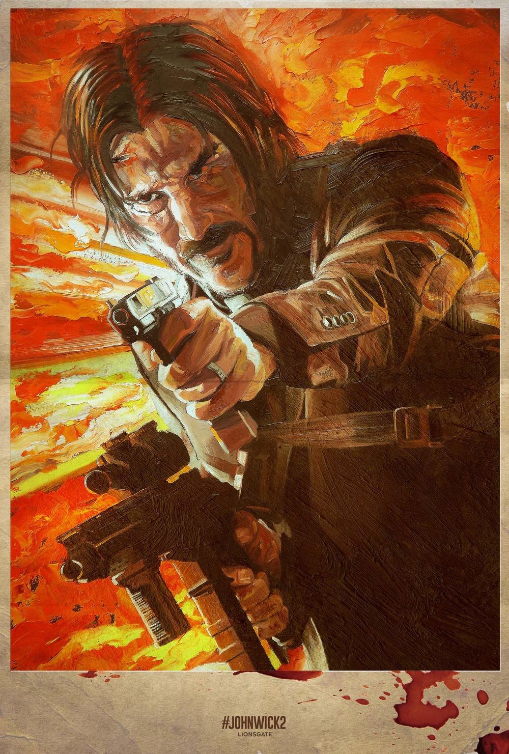 john wick  chapter 2 dvd release date