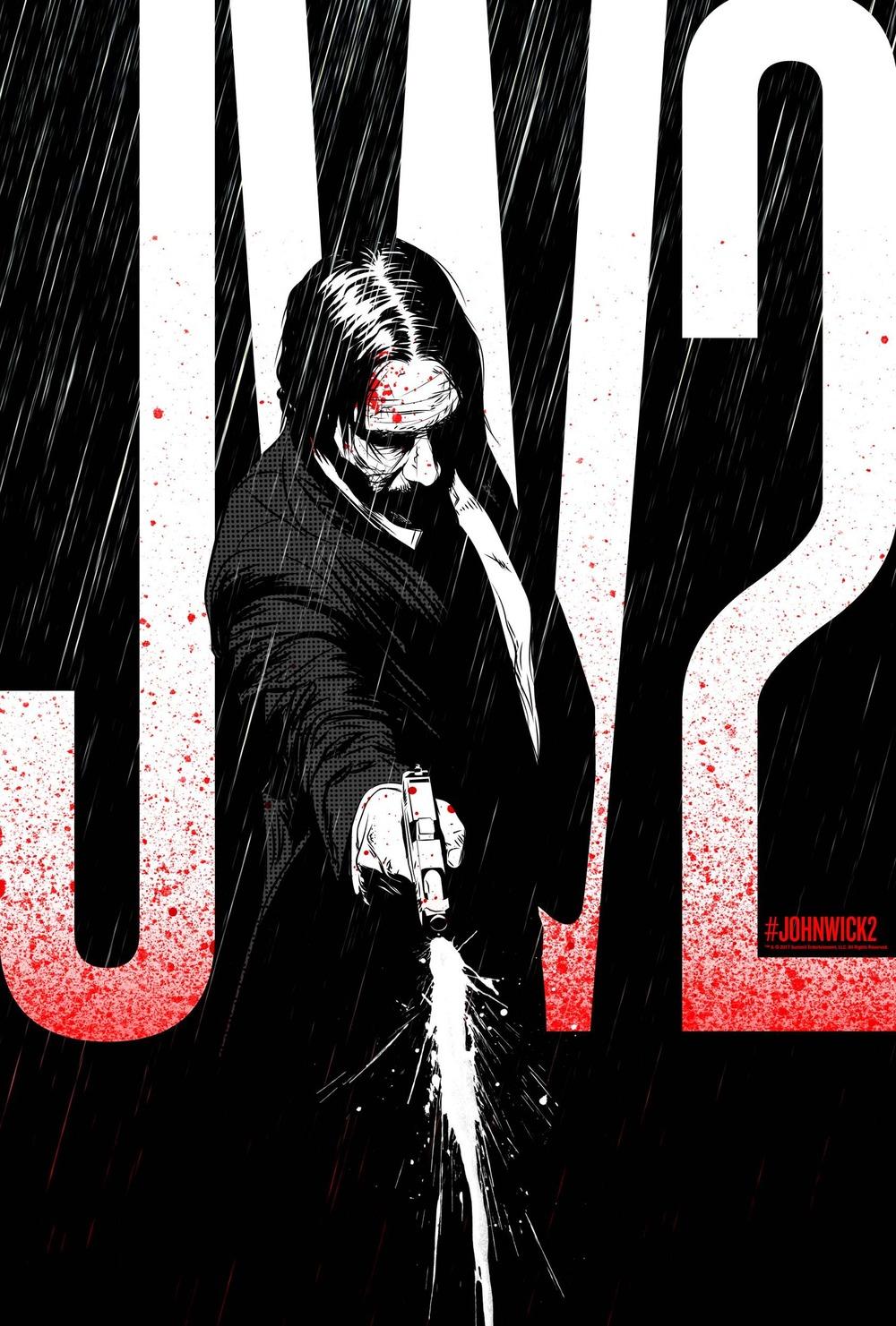 John Wick 2 Dvd Release