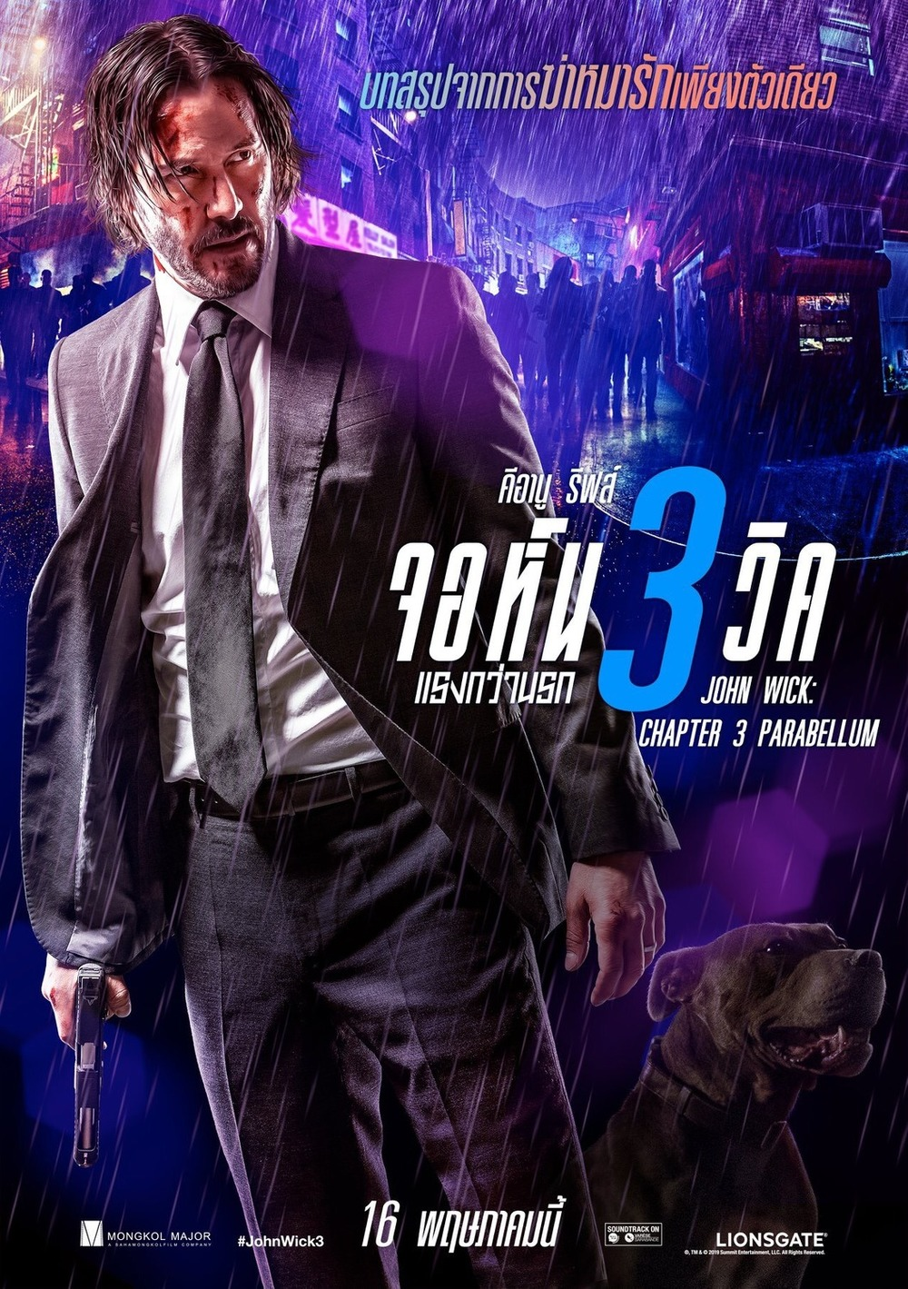 John Wick Chapter 3 Parabellum 2019 (24) JOHN WICK - Videos Poll