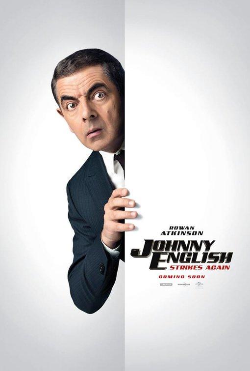 Johnny English Strikes Again DVD Release Date   Redbox, Netflix, iTunes, Amazon