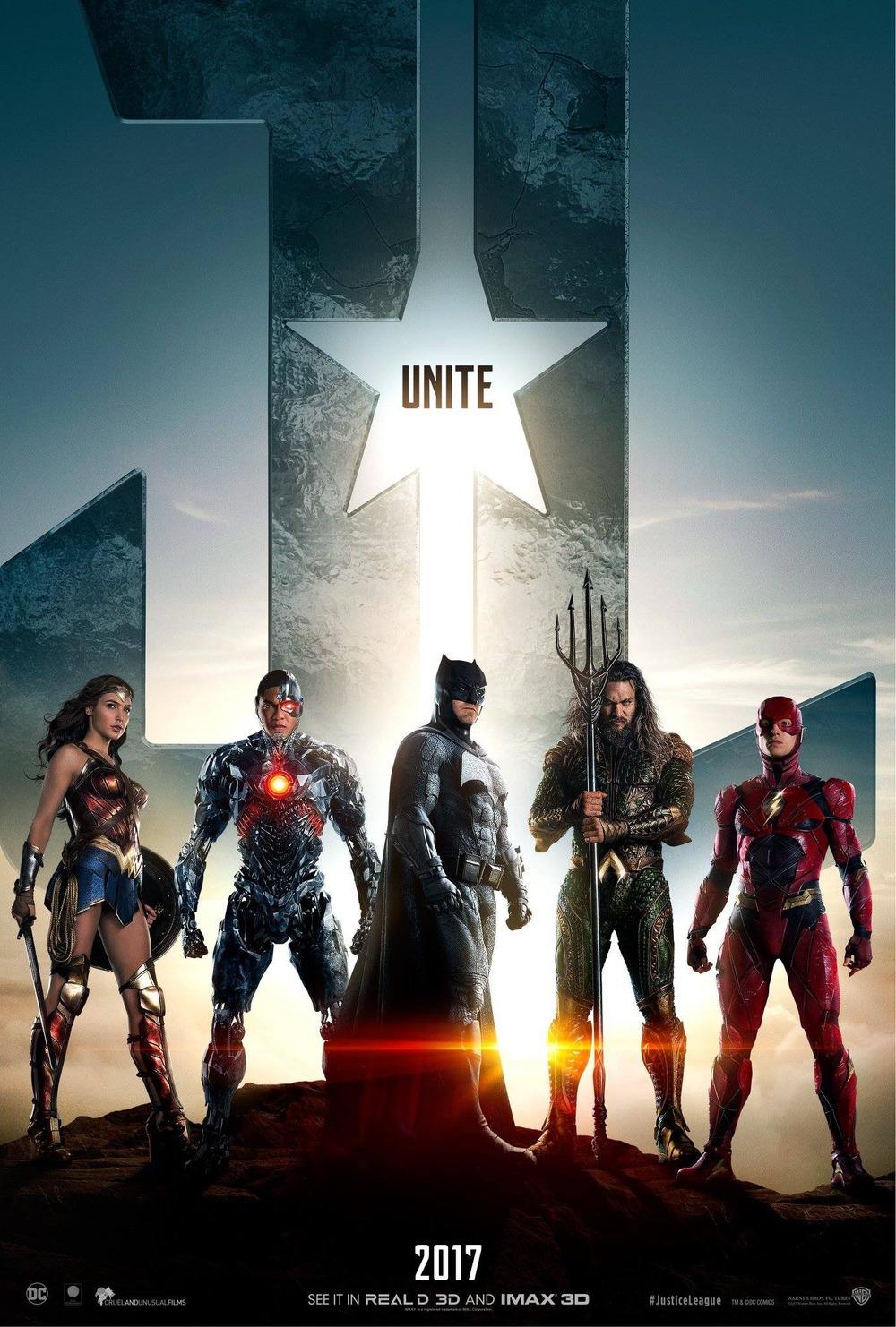 Justice League Release