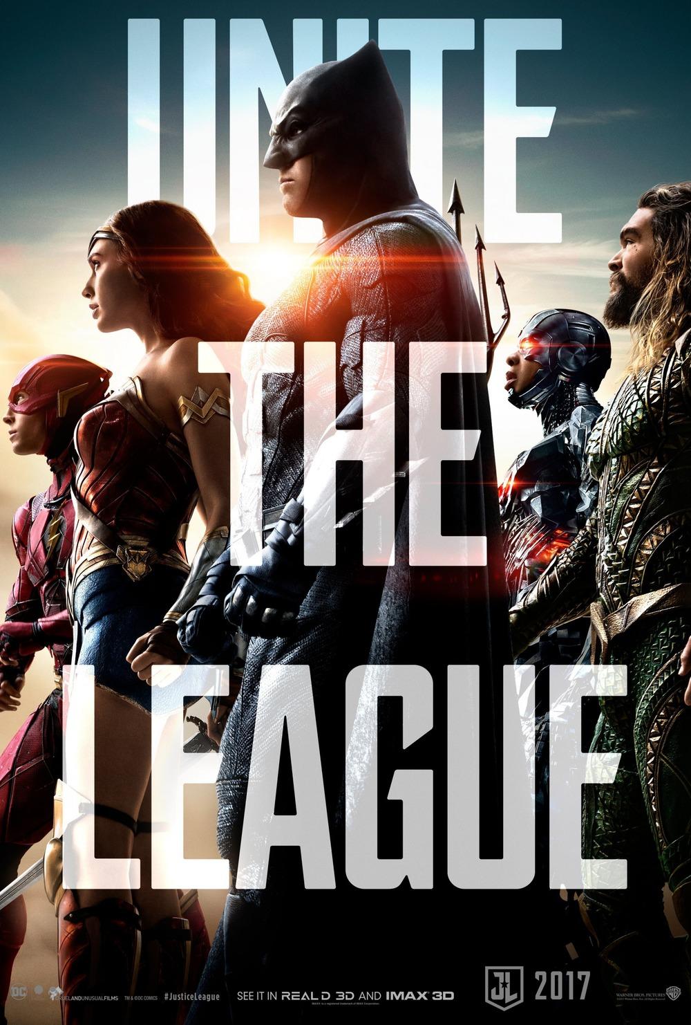 Netflix Justice League