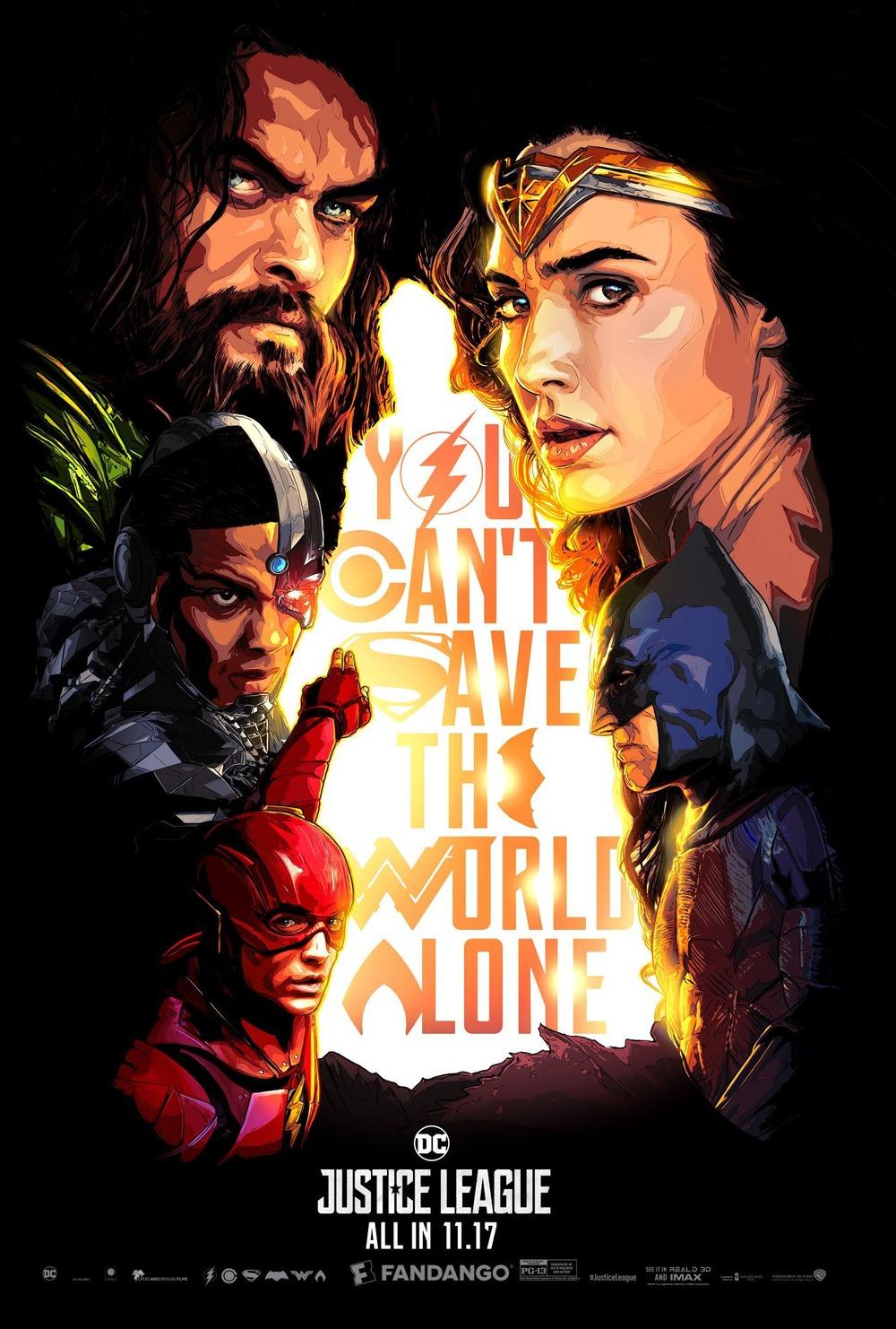 Justice League DVD Release Date | Redbox, Netflix, ITunes