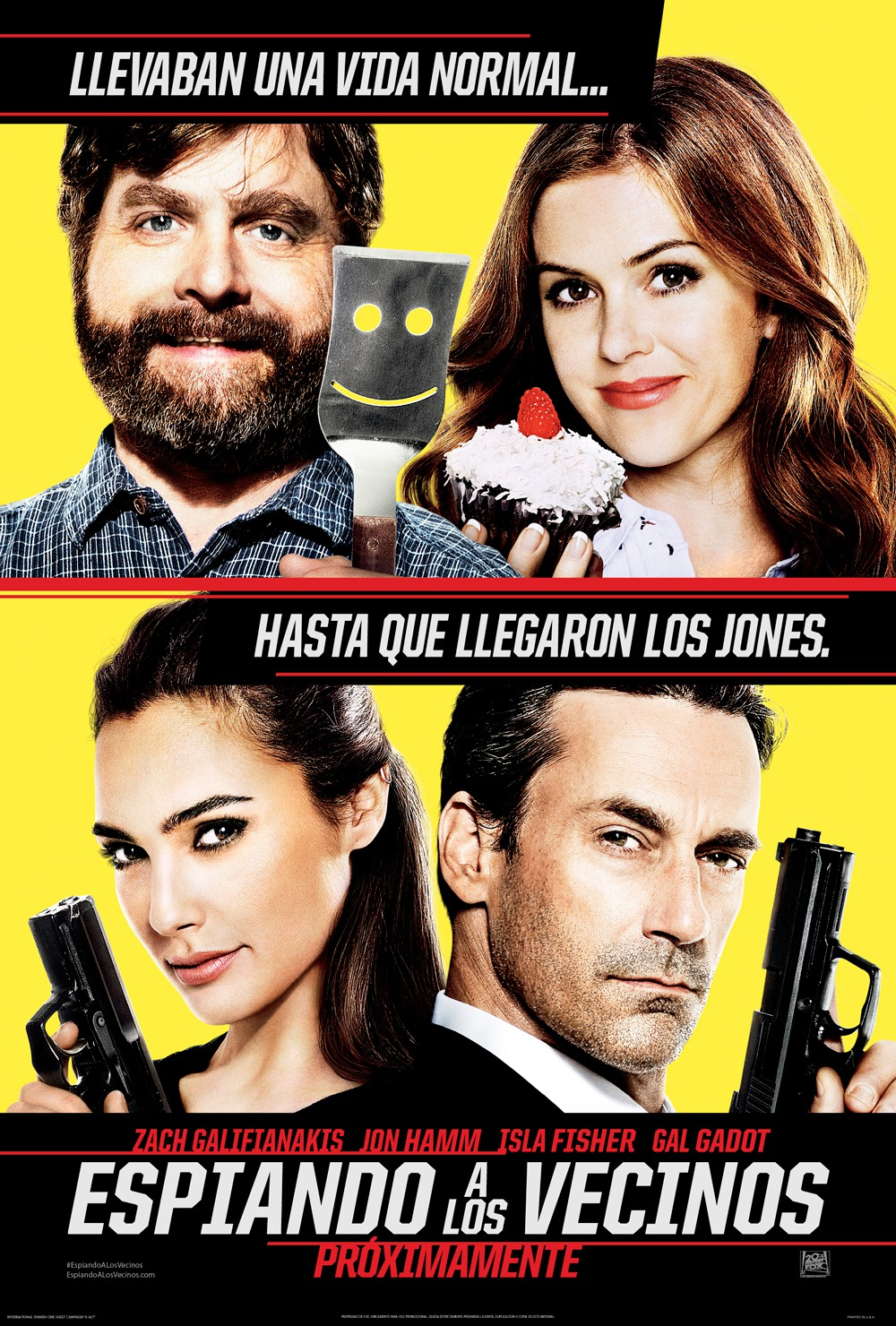 keeping up with the jones Fresh, funny action comedy has some violence, racy bits read common sense media's keeping up with the joneses review, age rating, and parents guide.