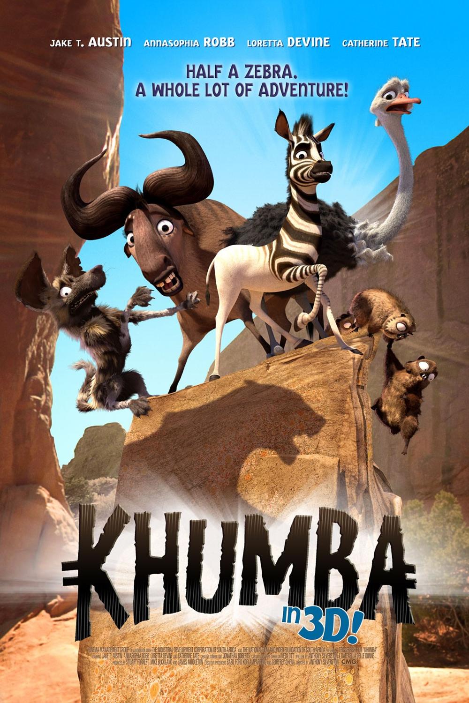 Khumba dvd release date redbox netflix itunes amazon