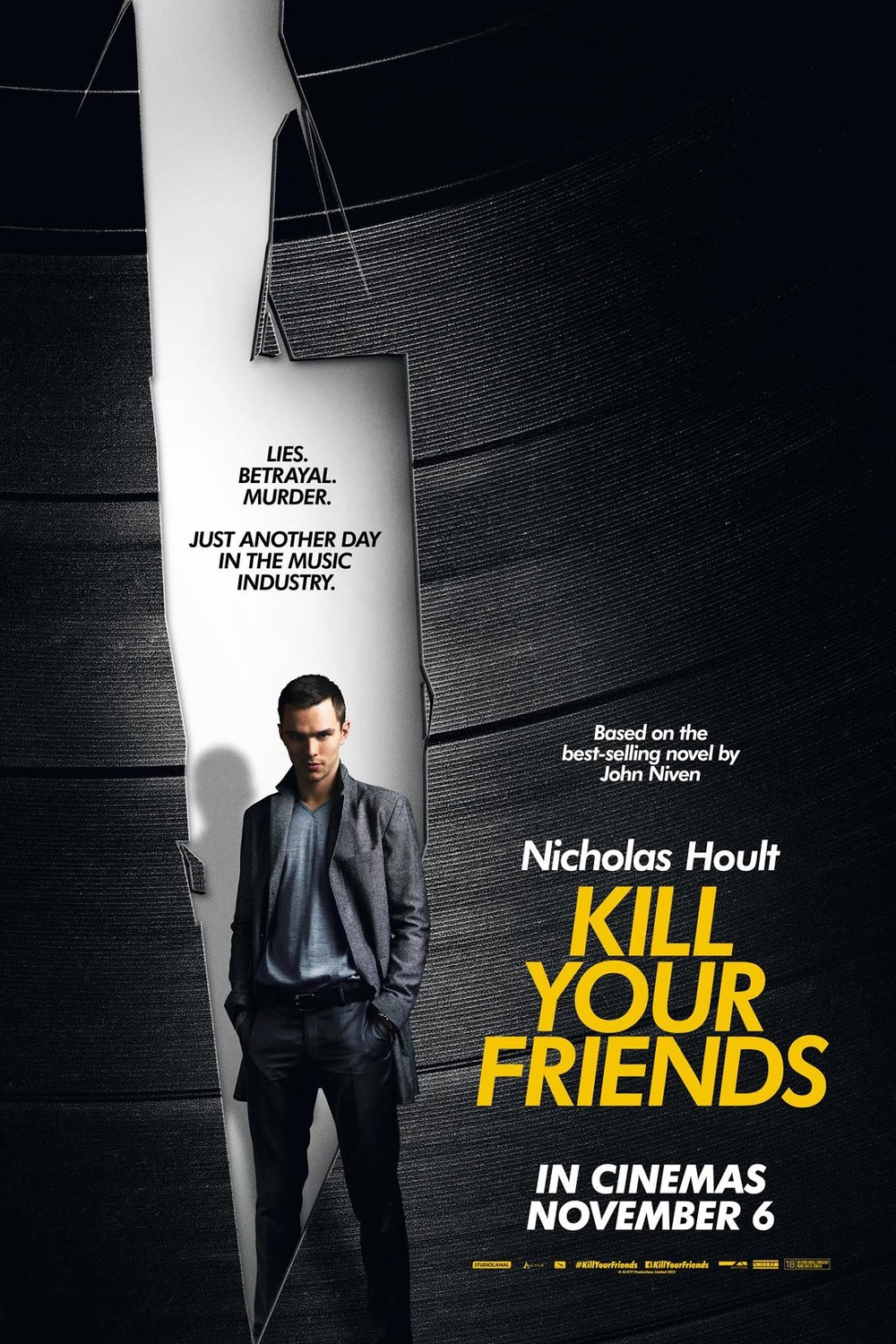 kill your friends dvd release date