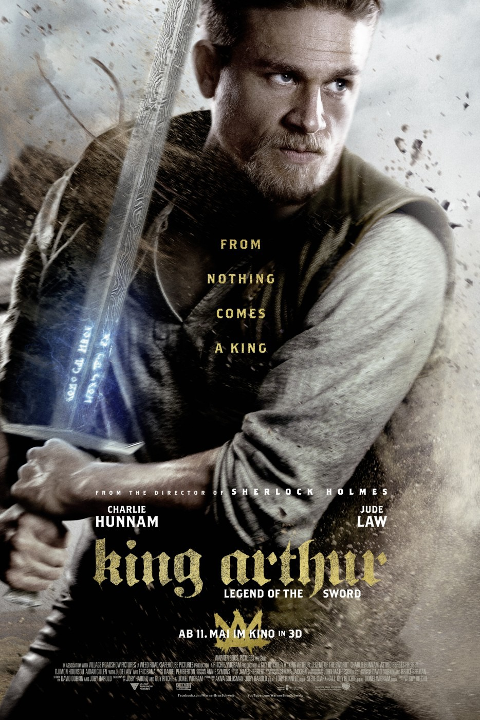 King Arthur Netflix