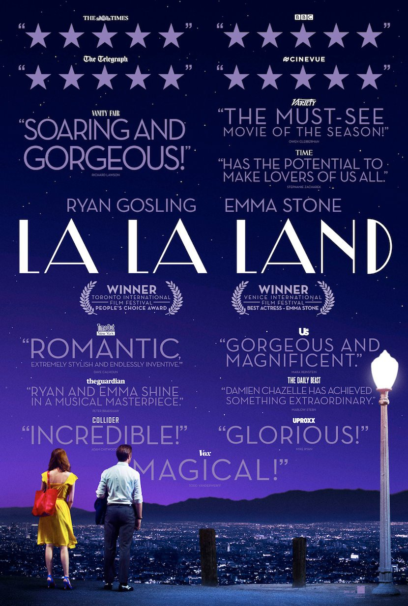 La la land dating app