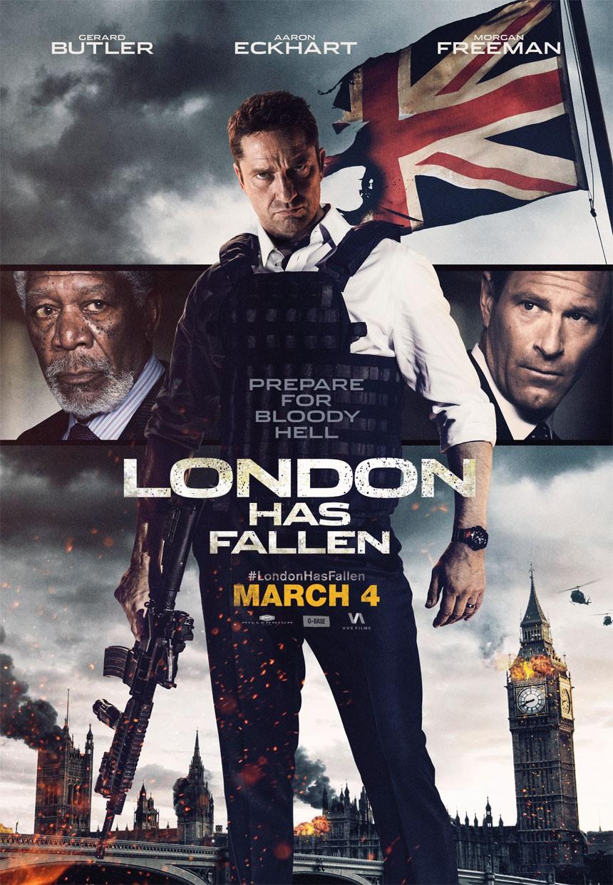 London Is Fallen