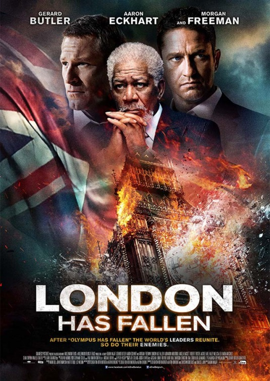 London Has Fallen DVD Release Date | Redbox, Netflix ...