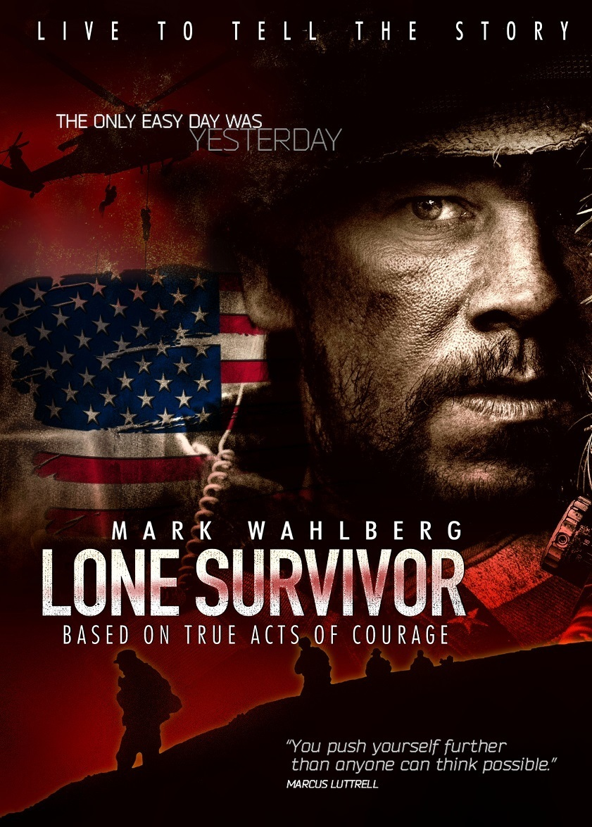 the lone survivor Marcus luttrell, (born november 7 in his book, lone survivor, marcus explains extensively how these rules created substantial risk for the forces in afghanistan.