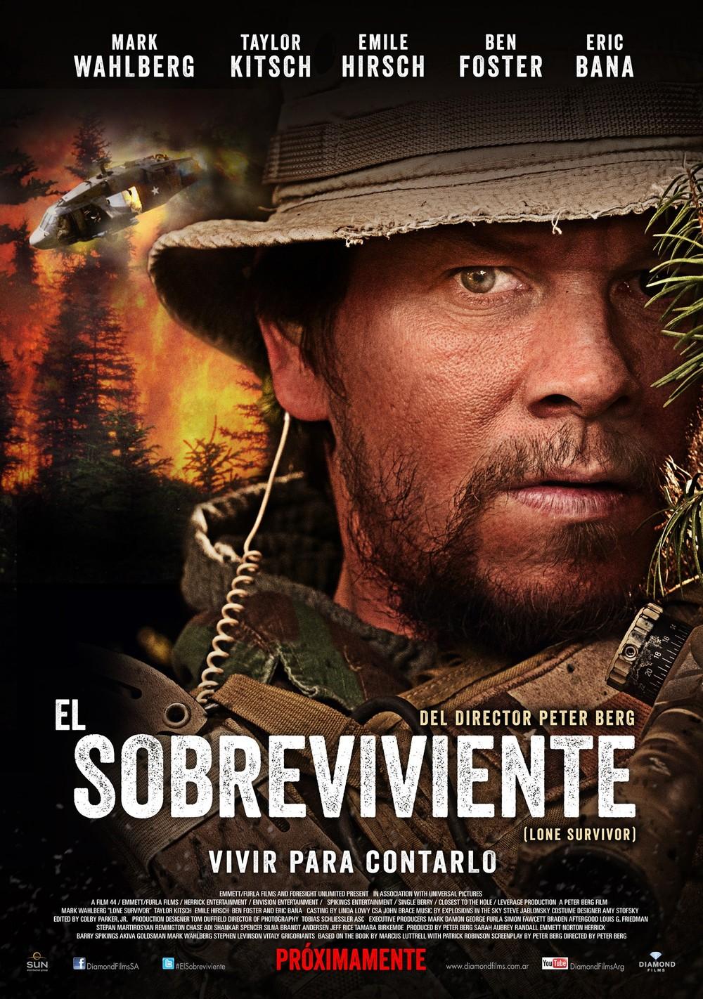 Lone Survivor DVD Release Date | Redbox, Netflix, iTunes, Amazon