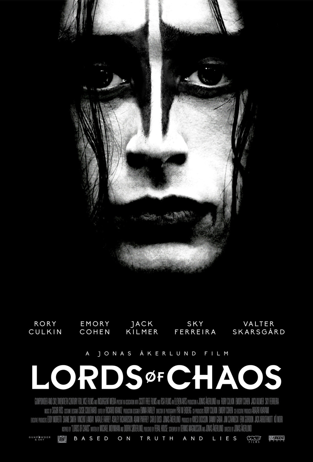 Lords Of Chaos Netflix