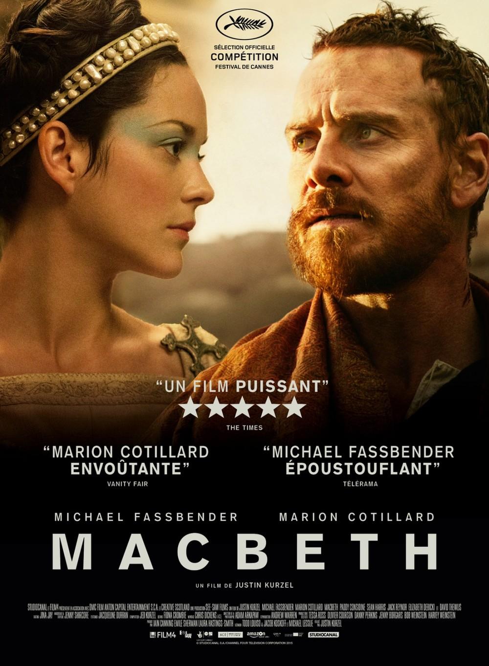 Macbeth release date