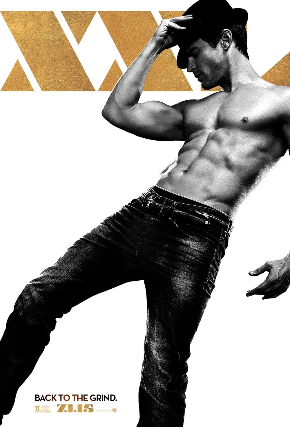Magic mike dvd release date in Brisbane