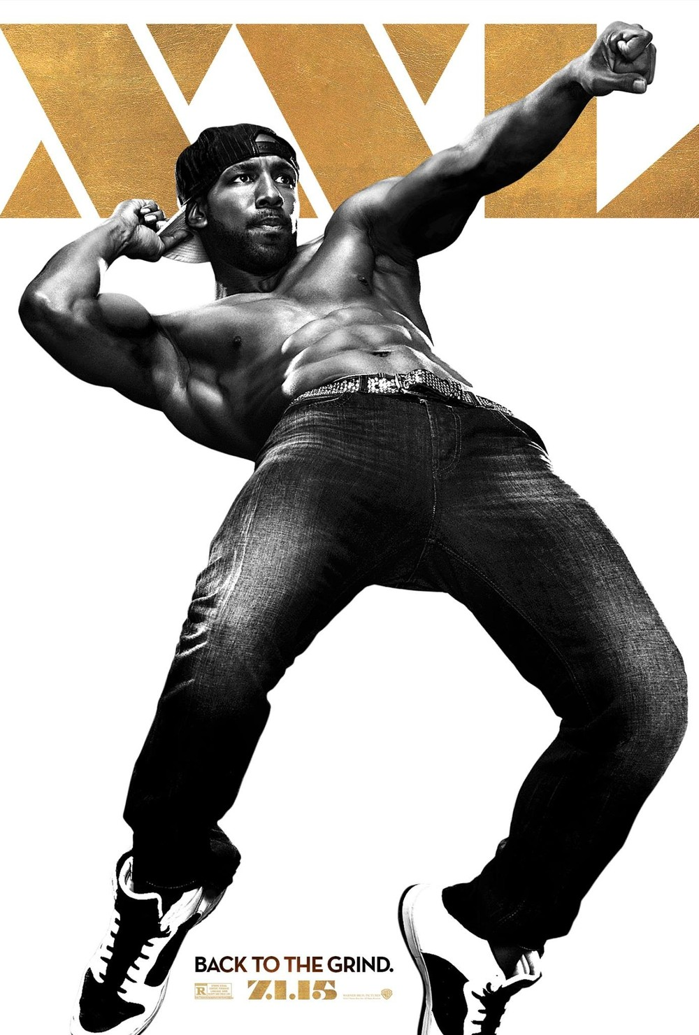 Magic mike xxl release date