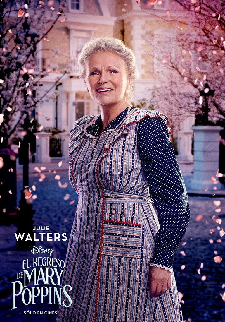 Mary Poppins Returns D...