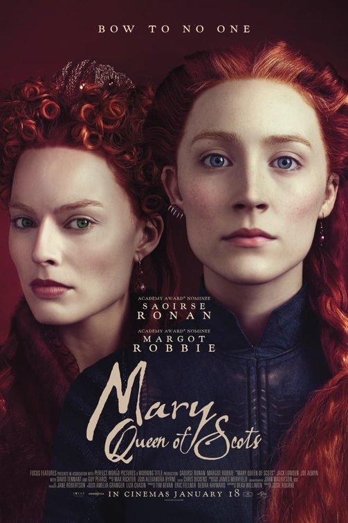 Mary Queen Of Scots DVD Release Date Redbox Netflix