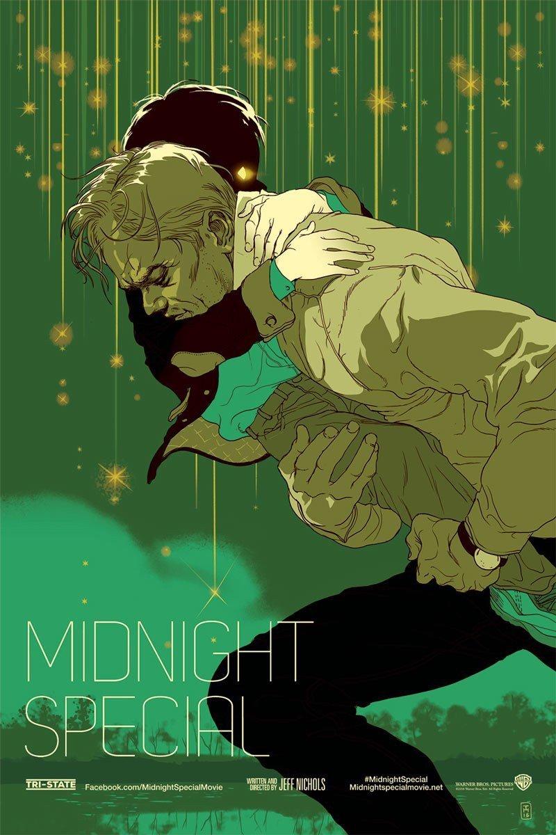 Midnight special release date in Brisbane