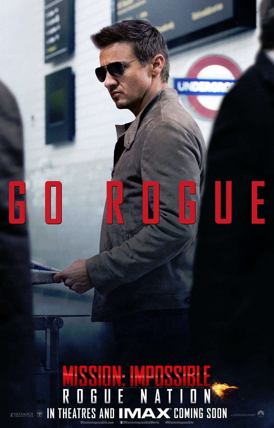 Mission Impossible Rogue Nation Darsteller