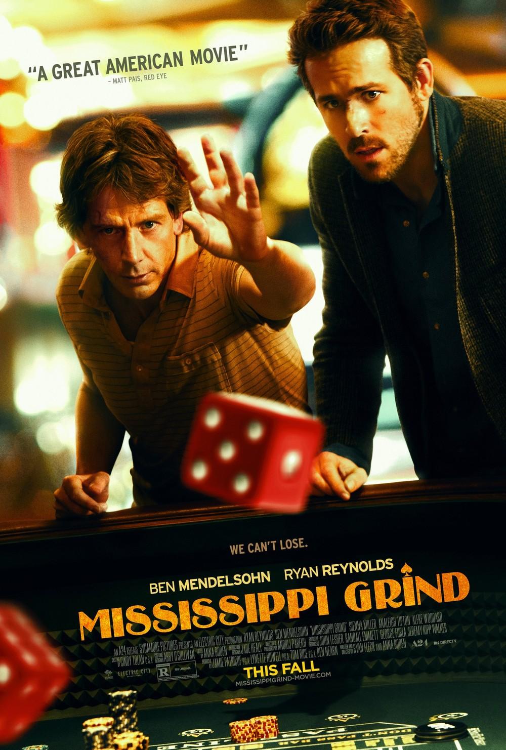 Mississippi Grind DVD Release Date   Redbox, Netflix