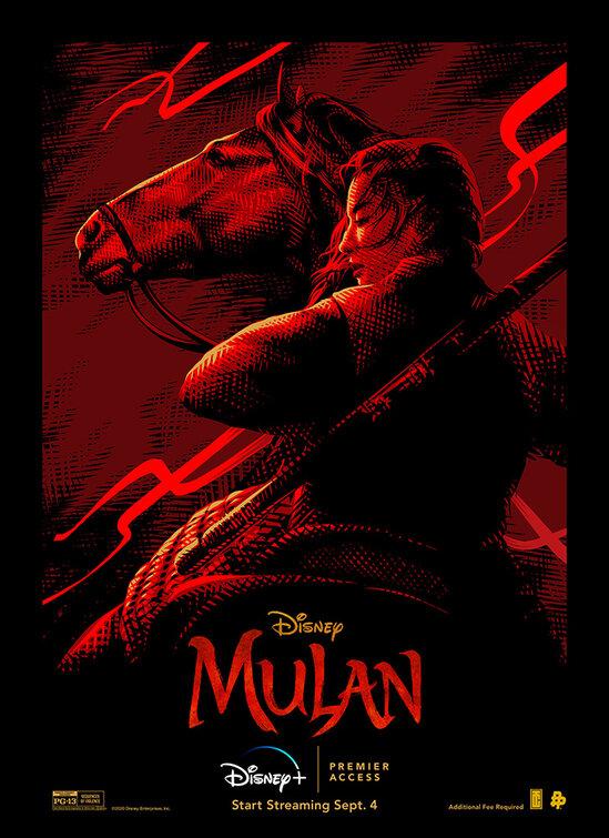 Mulan Dvd Release Date Redbox Netflix Itunes Amazon