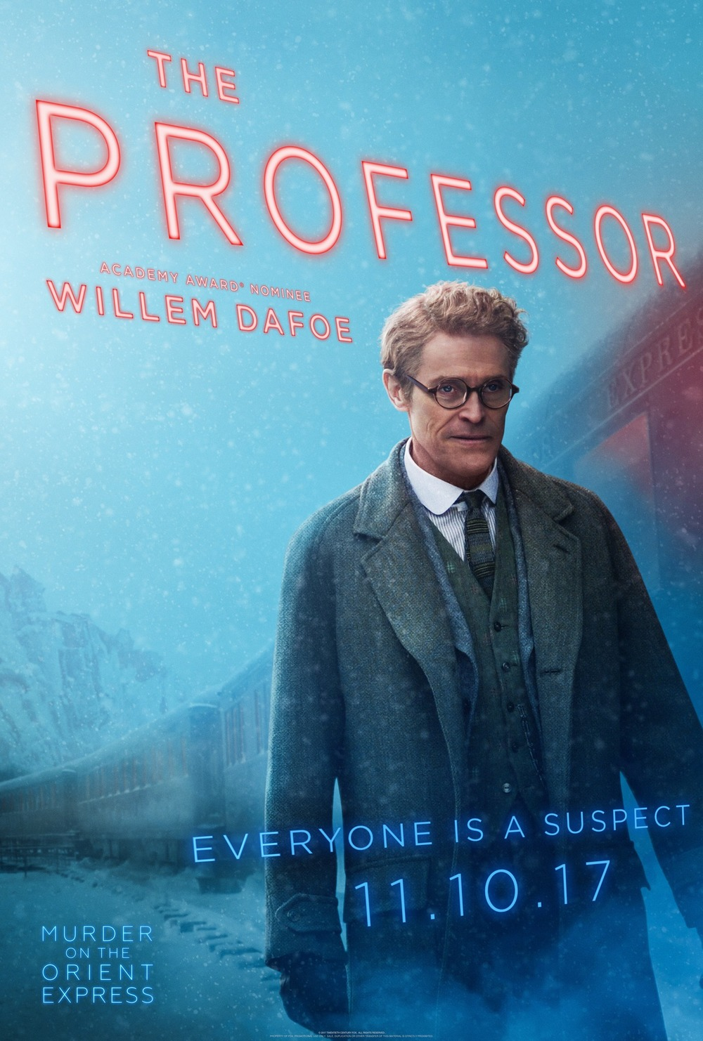 murder on orient express Get murder on the orient express dvd and blu-ray release date, trailer, movie poster and movie stats when a luxurious train is stranded in the snow and a man is murdered in his compartment, the crime is investigated by a famous detective who is also a.