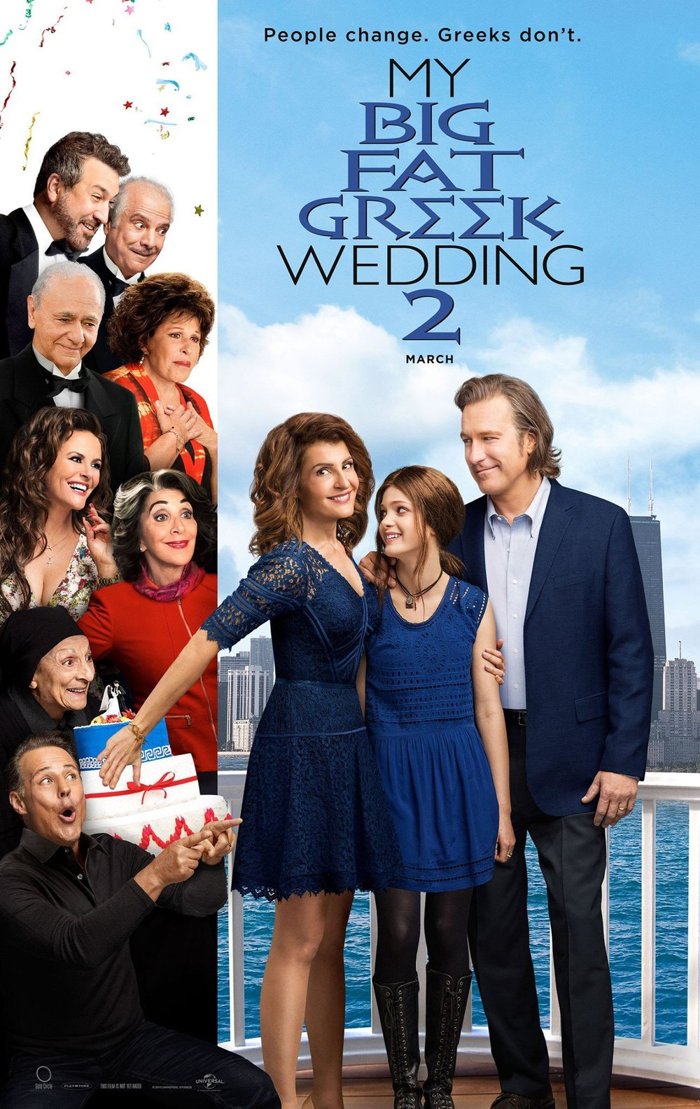 My Big Fat Greek Wedding 2 DVD Release Date Redbox Netflix ITunes