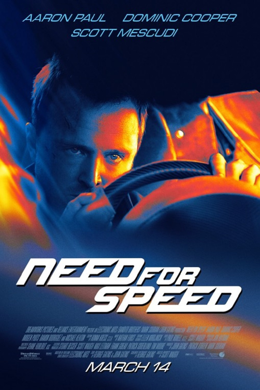 Need For Speed on New Nascar Trailer