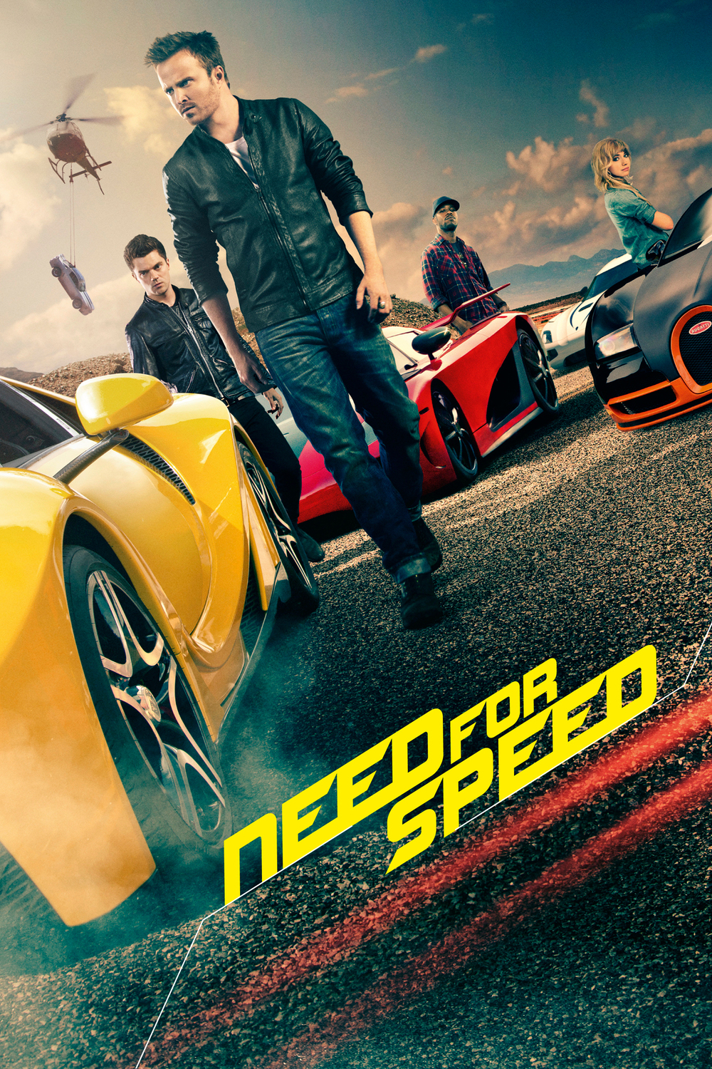 Need for speed movie review imdb