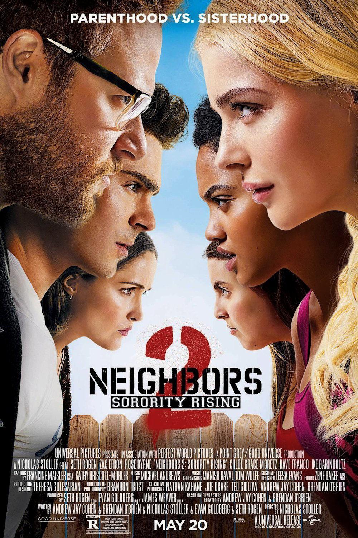 The neighbors dvd release date in Brisbane