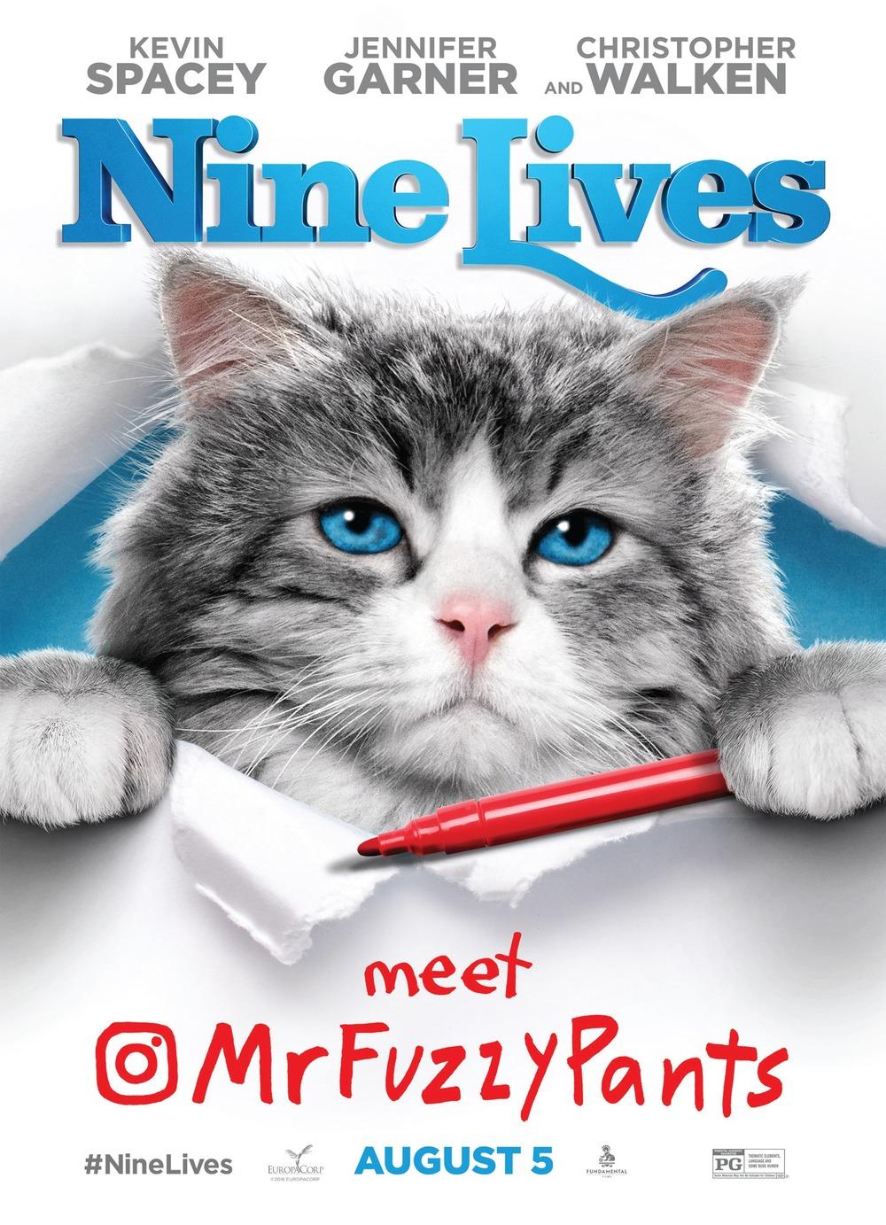 Nine lives netflix