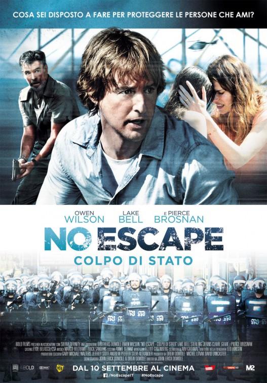 No Escape Kinox.To