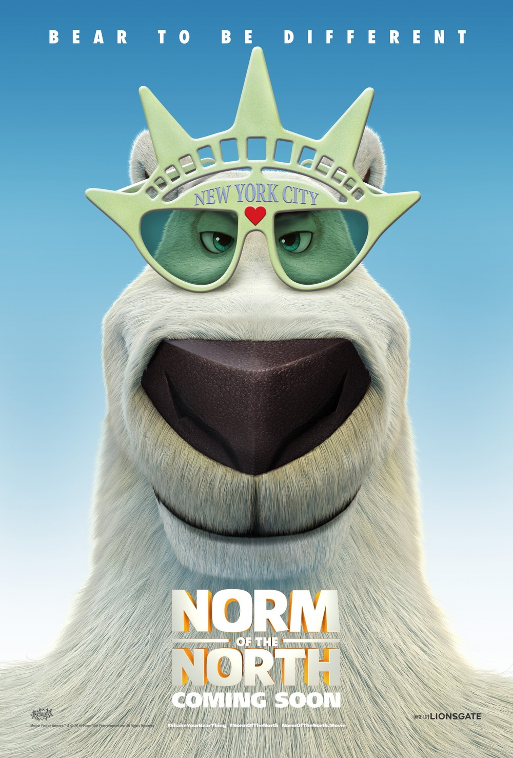 Norm of the North DVD Release Date | Redbox, Netflix ...