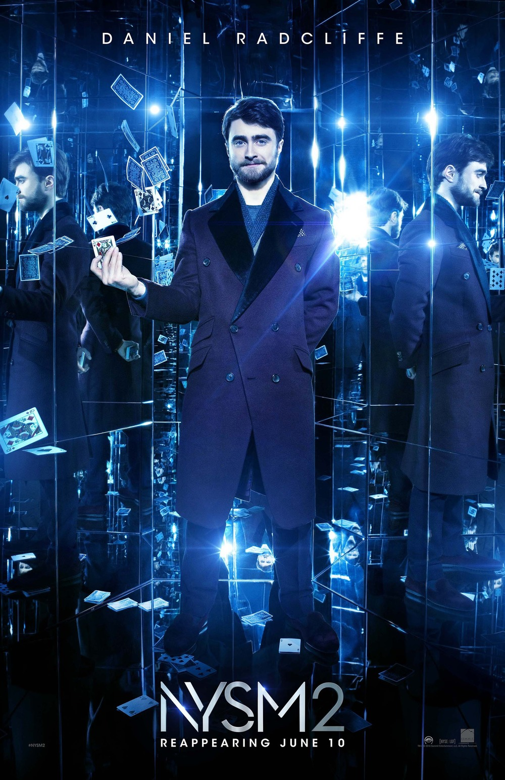 Now You See Me Movie Stage Now You See Me 2 DVD R...