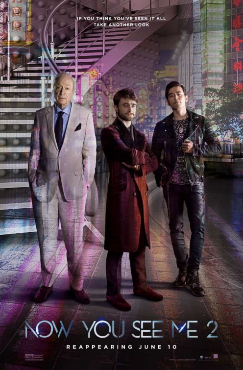 Now You See Me 2 Stream