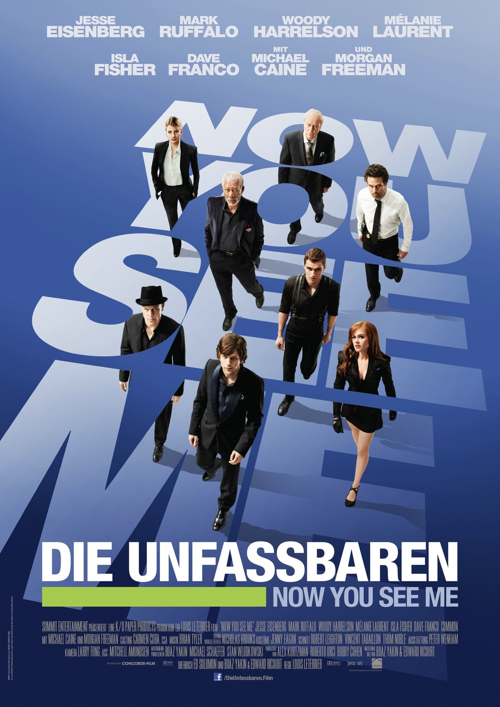 die unfassbaren - now you see me stream