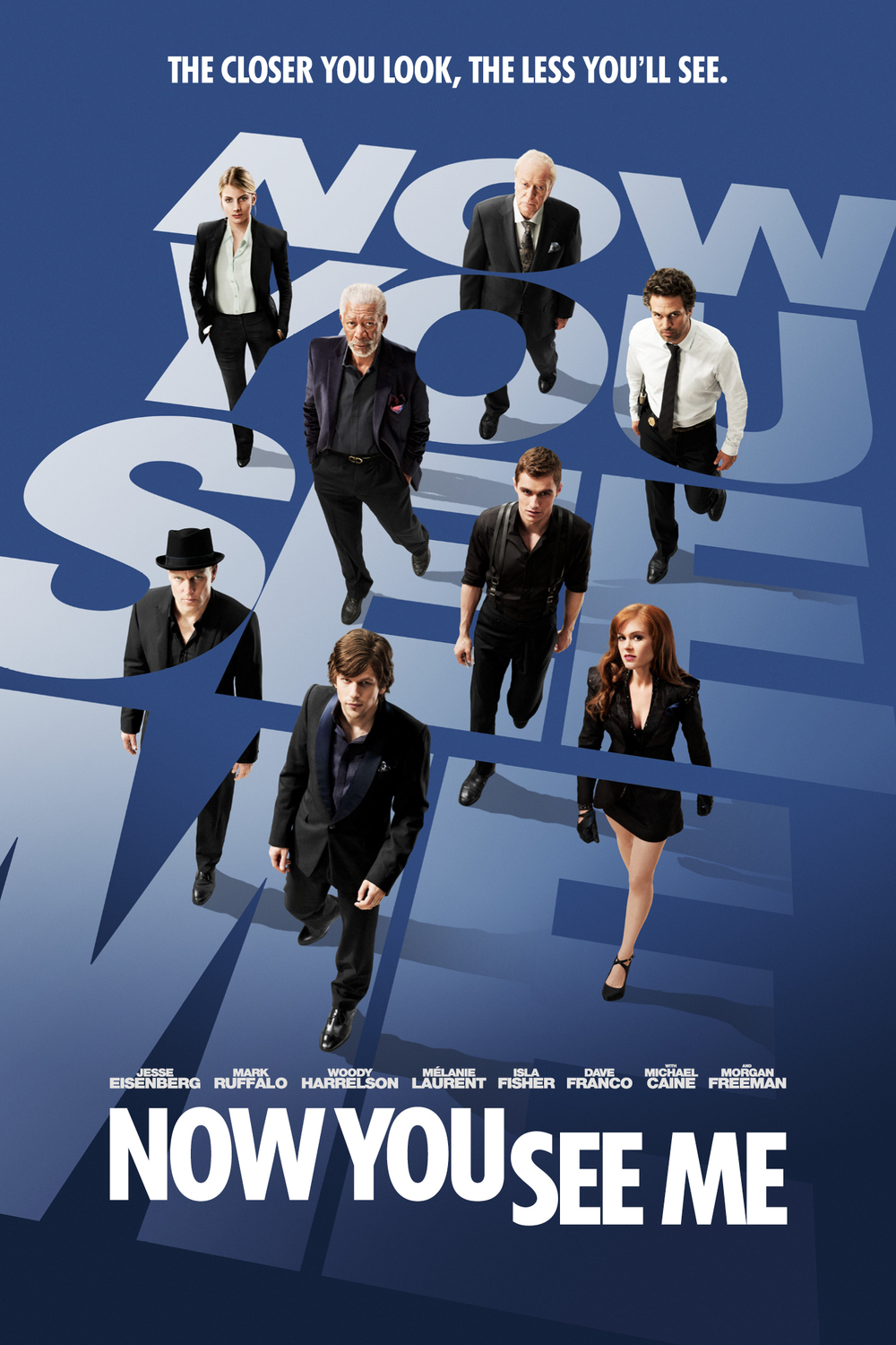 Now You See Me DVD Rel... Jesse Eisenberg