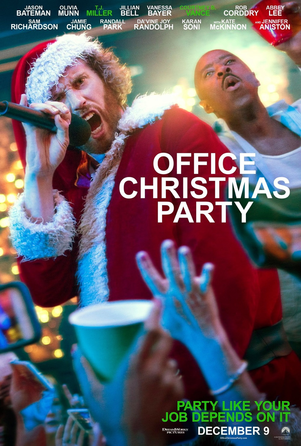 Office Christmas Party DVD Release Date | Redbox, Netflix, iTunes ...