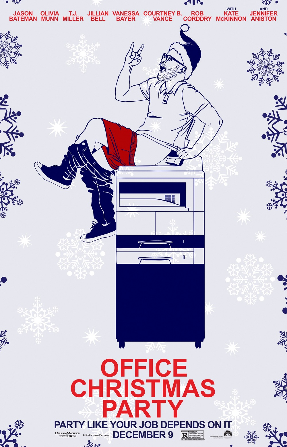 Office christmas party cinema-1923