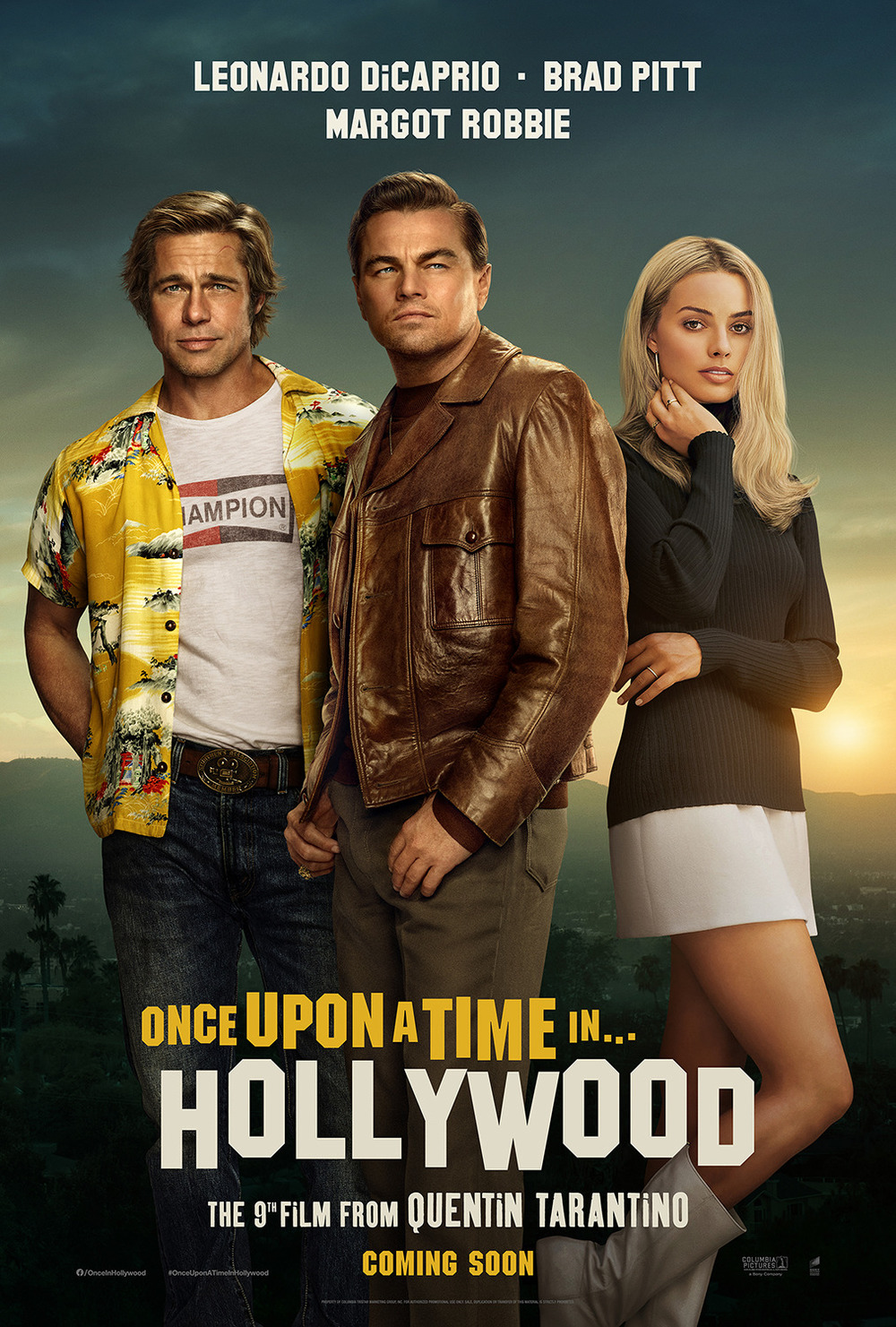 Once Upon a Time in Hollywood DVD Release Date | Redbox