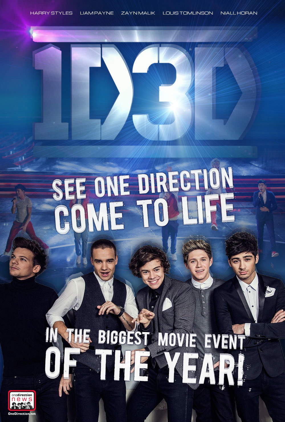One Direction This Is Us Dvd Release Date Redbox