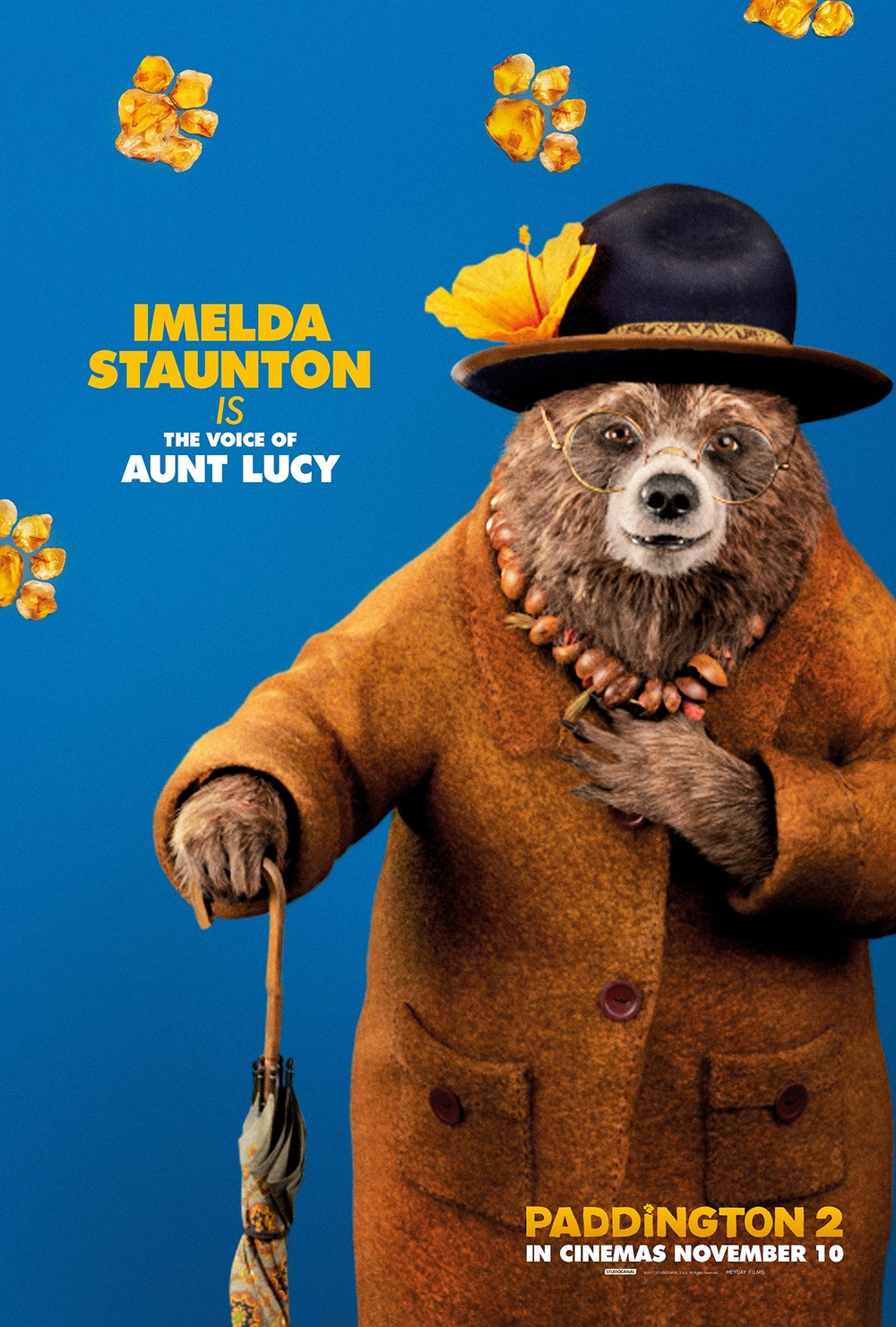 Paddington dvd release date in Australia