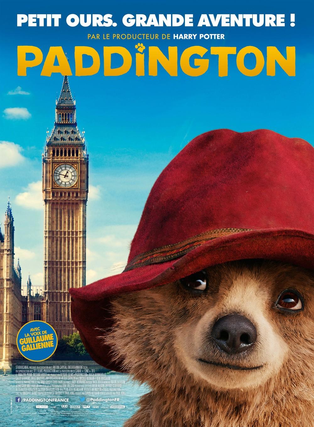 Paddington Netflix