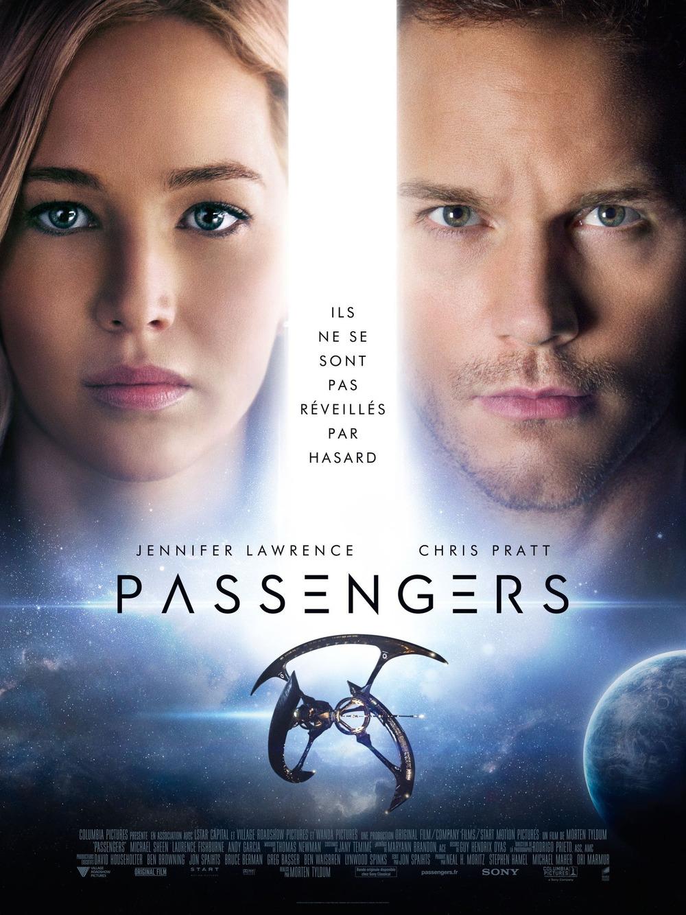 Passengers Netflix