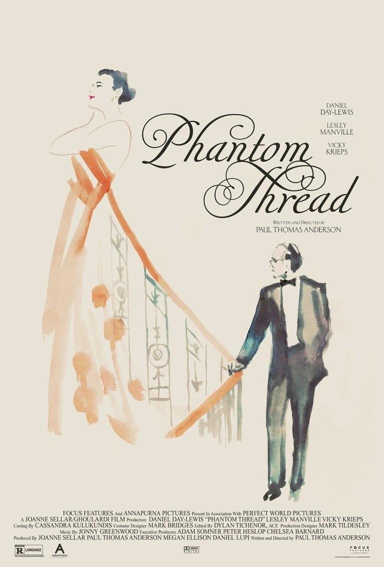 April Calendar Dates : Phantom thread dvd release date redbox netflix itunes