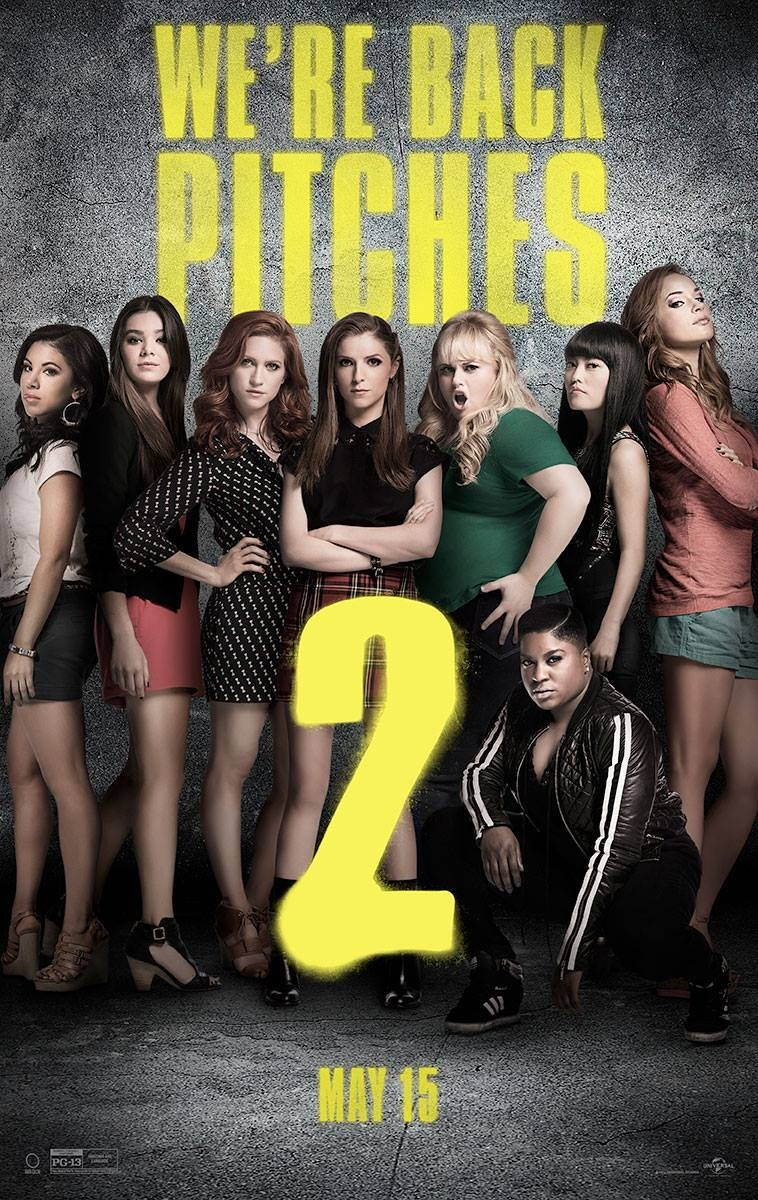 Pitch Perfect 2 Movie4k