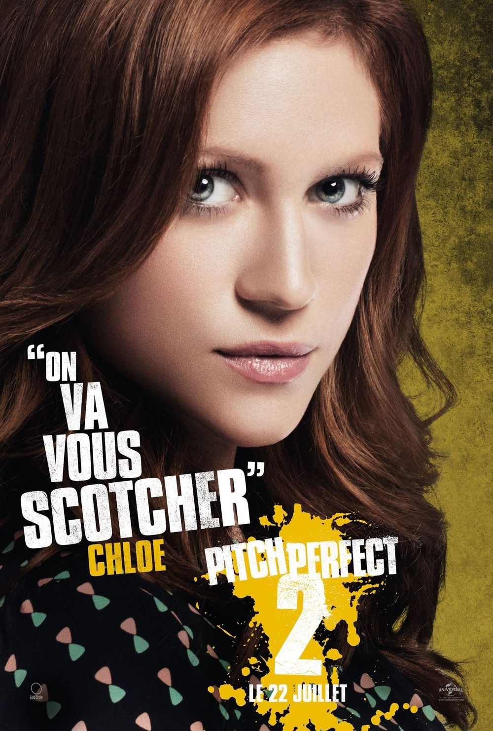Pitch perfect 2 dvd release date in Sydney
