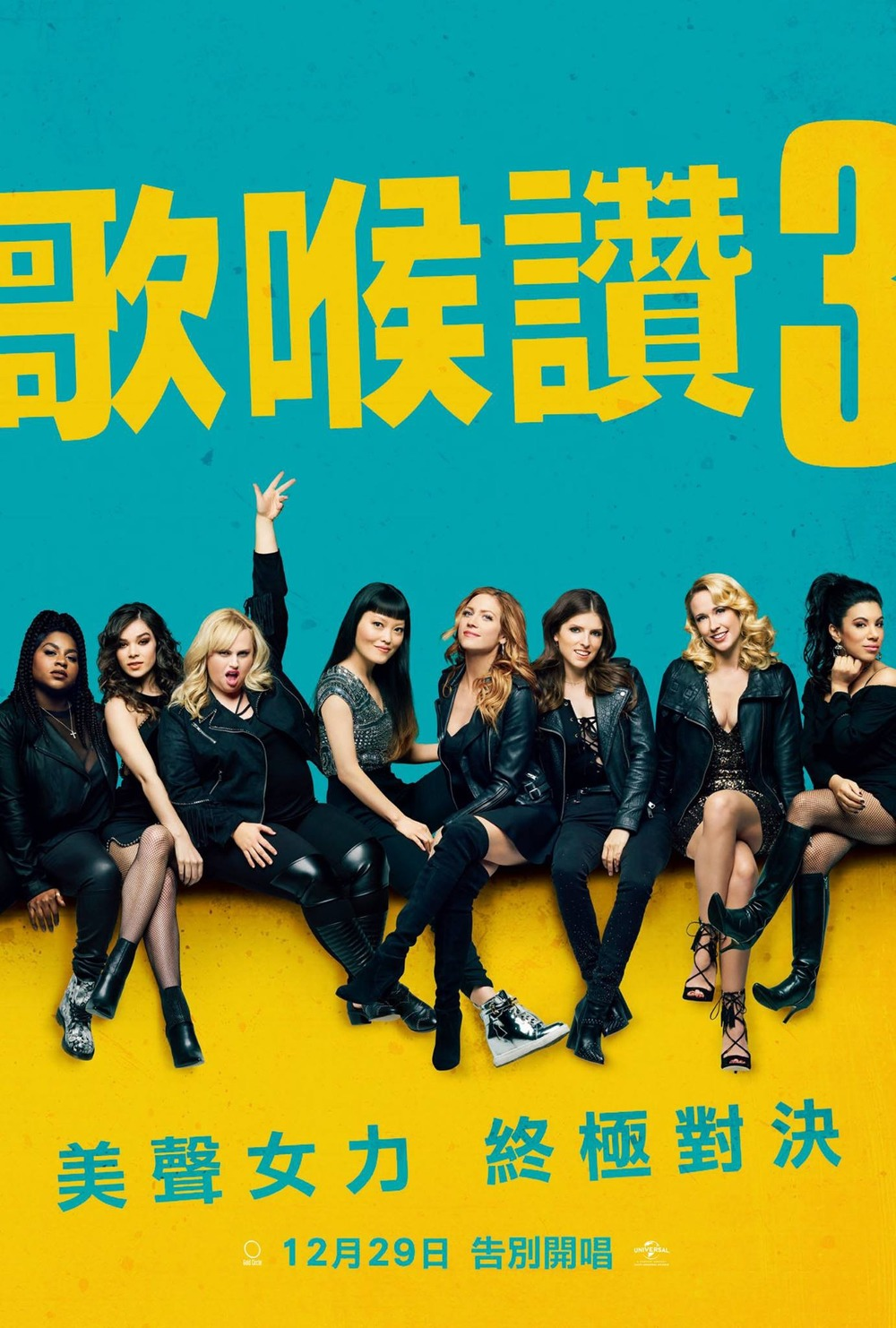 pitch perfect 3 netflix