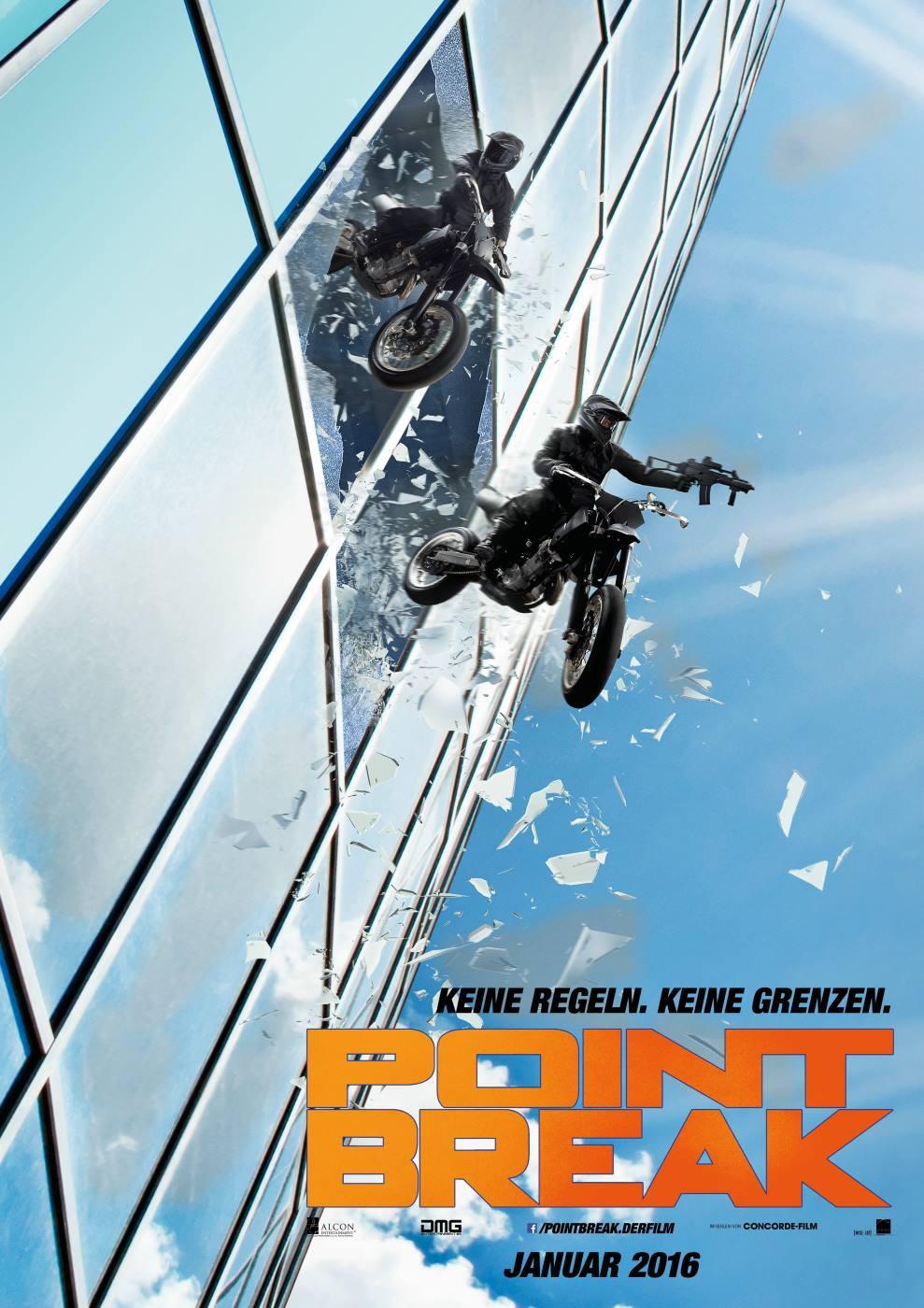 Point break release date in Sydney